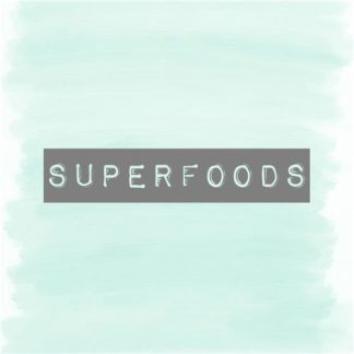 Superfoods Protein Powders & Greens