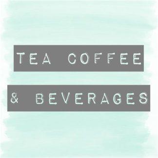 Teas, Coffee & Beverages
