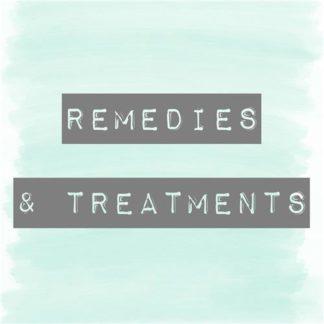 Remedies & Treatments