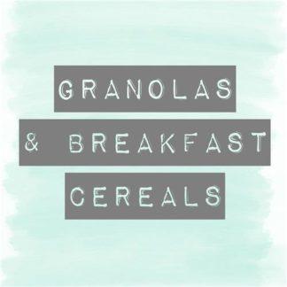 Granolas & Breakfast Cereals