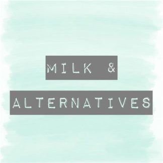 Milk & Alternatives
