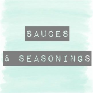 Sauces & Seasonings
